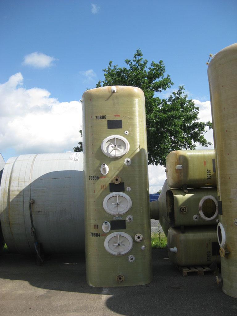 Polyester 3.700 Liter