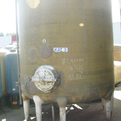 Polyestertank 25.000 Liter