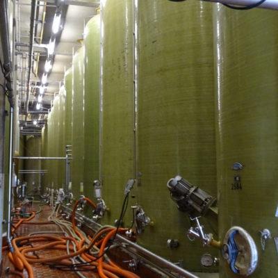 50.000 Liter Polyestertank
