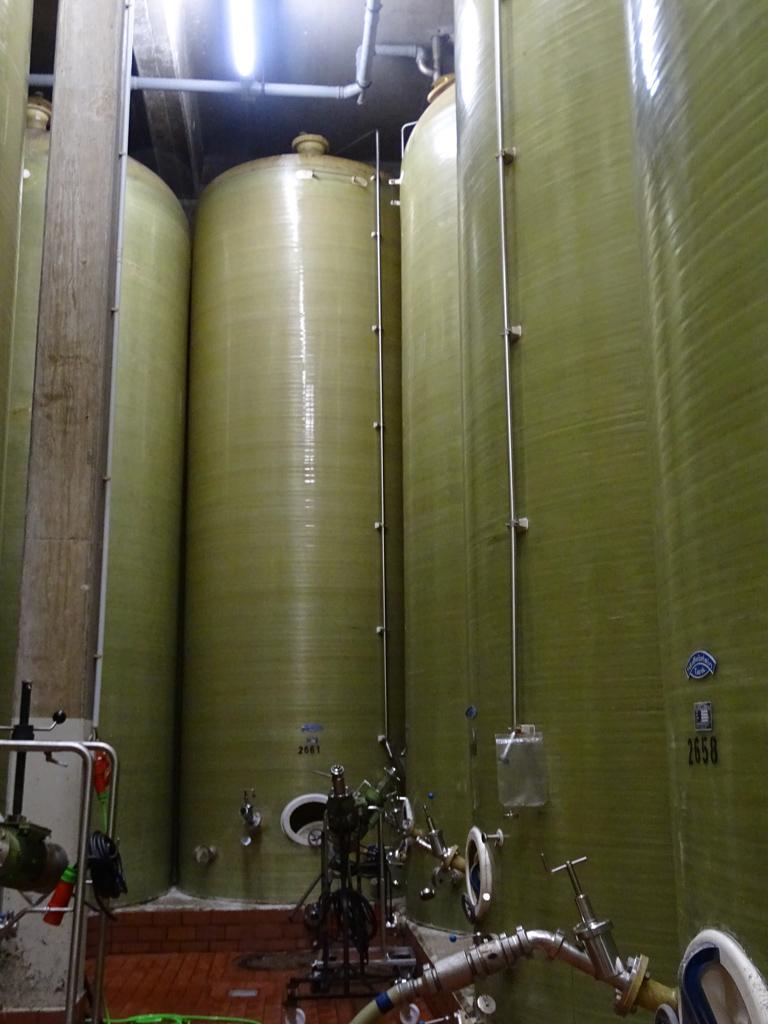 Polyestertank Staffelstein 37.500 Liter