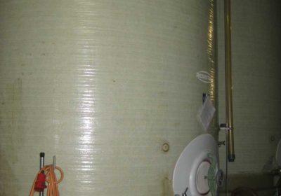 Polyestertank 78.000 Liter